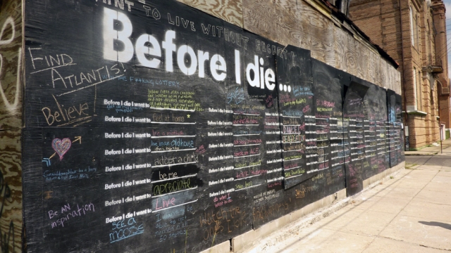 Before I die ... New Orleans